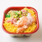 北海丼丸 - 中落2色丼!ネギトロとトロサーモンの入った丼です!