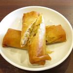 中華料理 旭園 - オープンサービスの春巻