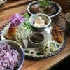 土~夢 - 料理写真:土〜夢プレートセット 手ごね島豆腐ハンバーグ