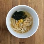 カフェ&ダイニング レジェンド - お子様うどん(ミニポテト付き)