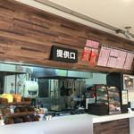 谷川岳パーキングエリア(上り線) スナックコーナー - 店内