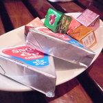 新橋 DRY-DOCK - 6Pチーズとベルキューブチーズ☆
