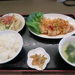 51340157 - 油淋鶏セット 780円(税込)