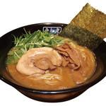 九十九ラーメン - 魚介醤油とんこつラーメン