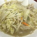 天津 - タン麺 600円