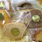 アンプレシヨン - 焼き菓子詰め合わせ」