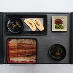 うなぎ処 暁 - 料理写真:並うな重定食 ¥2300