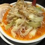 麺家 德 - 辛味噌ラーメン