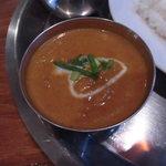 インドネパール料理 ナンカレーハウス - プラウンマサラ