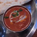 インドネパール料理 ナンカレーハウス - バターチキン