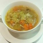 トラットリ アカーサ ヴェルデ - スープ(単品)