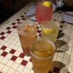 51346971 - 薔薇酒、ハチミツジャスミン酒、生生姜ジンジャー、