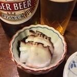 太田鮨 - 先付:海苔たこ