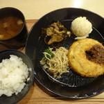 こまきしょくどう 鎌倉不識庵 - えらべる精進定食:1,280円