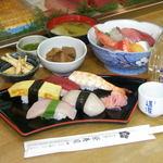 栄寿司 - 料理写真:晩酌セット