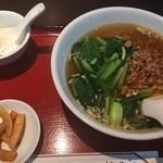 東方飯店 - たんたんめん(750円)
