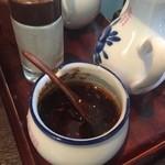 東方飯店 - 卓上の香辛料