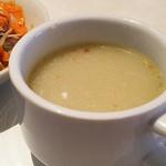 ダウラギリ - スープです。 d(^_^o)