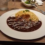 洋食屋 銀座グリルカーディナル - ふわとろオムライス(980円)