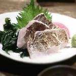 aguriguddomu-n - 太刀魚のお刺身