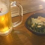Chinchikurin - 広島菜とビール