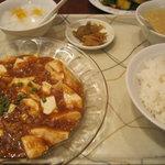 5136980 - 麻婆豆腐ランチ