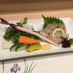 ベジ&フィッシュ - 有機野菜&蝦夷あわび