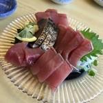 海鮮料理 みはる - 2016.5.22 初鰹のお刺身