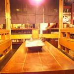 浦和原価酒場 はかた商店 - 6名様までのテーブル席
