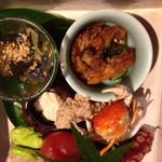 楽膳柿沼 - お菜