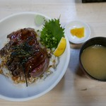 マルタケ - 16.5 特選ステーキ丼(1300円)