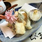 日本料理 ちくま庵 - 揚物