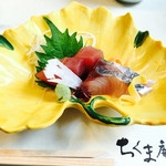 日本料理 ちくま庵 - 造里