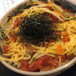 漁楽洞 - 海鮮ザクザク丼