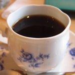 シャルマン - ドリンク写真:自家焙煎コーヒー