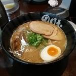 51372719 - どろ醤油らー麺♪