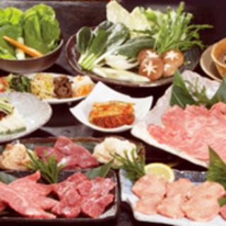 【飲み放題で宴会】贅沢黒毛和牛をコースでもお楽しみ下さい!