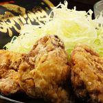 ジャンプ - 鶏の唐揚げ