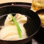 51374092 - 椀 鯛 煮麺 胡麻豆腐