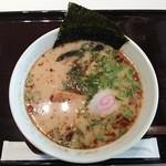 51374575 - 富士山燻製醤油ラーメン ¥900-