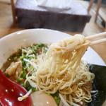 51375697 - 2016/4/24  細麺、リフトアップ♪♪♪