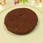 ぶれっとのケーキ屋さん - ゴマの生チョコクッキー いしおかサンド(スイート)…税込150円