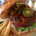 51377734 - Red Hot Chili Burger