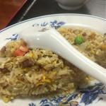 精養軒 - 炒飯セット¥600の炒飯。