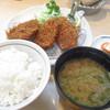 とんかつ かつ吉 - 料理写真:チキンカツランチ