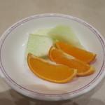 湘南菊華大飯店 - メロン・オレンジ