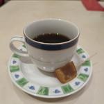 湘南菊華大飯店 - コーヒーと月餅