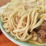 ラーメン富士丸 - 麺