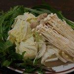 サイアム - スキーサンの具(野菜