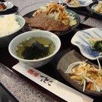 5138145 - ステーキ定食¥800